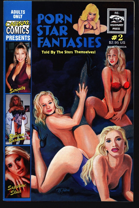 Mature fantasies presents