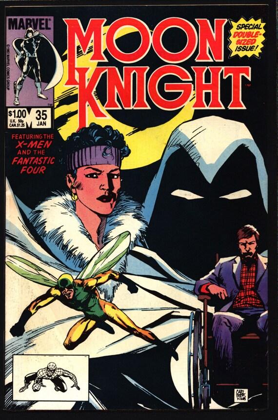 1st series 1980 MOON KNIGHT #3 FINE
