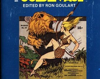 Comics The GOLDEN AGE #1 Ron Goulart Jack Kirby Joe Simon Sheena Archie Nordling Blue Bolt Skyman Fiction House