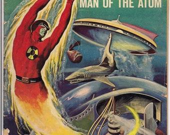 Gold Key Comics 1963 DOCTOR SOLAR #7 V G++