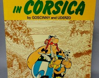 ASTERIX in Corsica GOSCINNY and UDERZO Obelix Hodder and Stoughton Darguard Int Pub Ltd