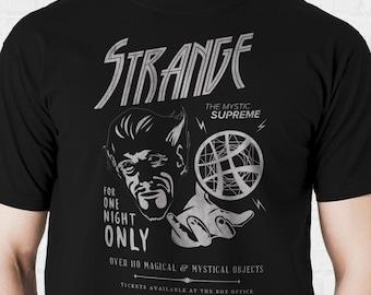 2c5eb639f4 Strange Magic - Doctor Strange Inspired Tee