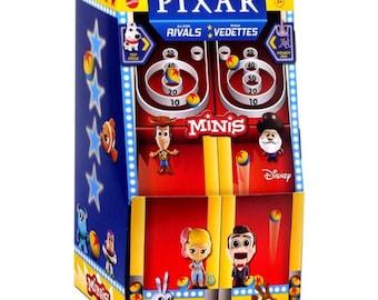 Disney Pixar All Star Rivals Mystery Mini Figure