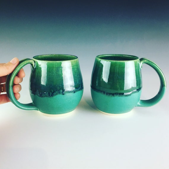Emerald City Green Northwest Mug
