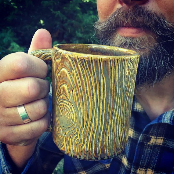 MorningWood Mug for the Lumbersexual