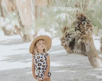 Kids playsuit, Striped  romper, Summer Romper, Minumalist clothing