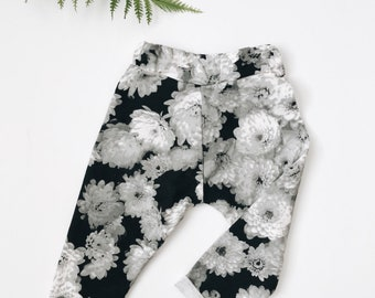 Baby Floral Pants , Minimalist clothing