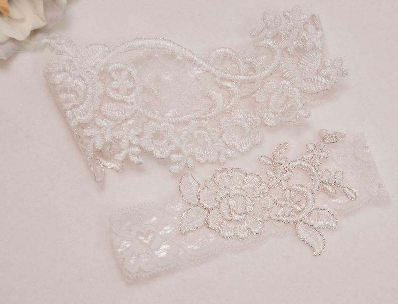 Tossing Garter,Keepsake Garter,bridal garter ivory lace garter,-SBh5# ON SALE Wedding Garter