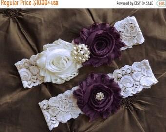 Purple ivory wedding | Etsy