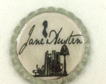 Calamita magnete Jane Austen