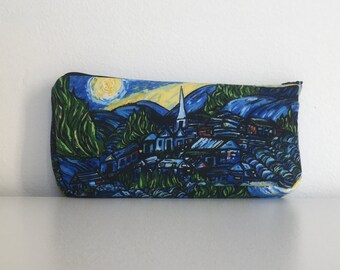 09d1da220 READY TO SHIP The Starry Night Toiletry Bag/Pencil Case