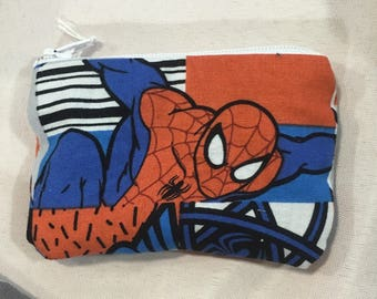 READY TO SHIP Spiderman Coin Purse