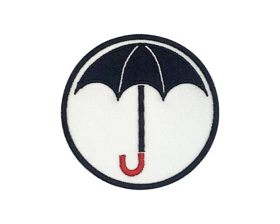 The Umbrella Academy Logo Embroidered Iron On Patch