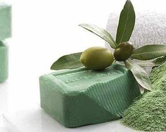 Olio d'oliva greco sapone 100% naturale da arkadi Handmade tradizionale