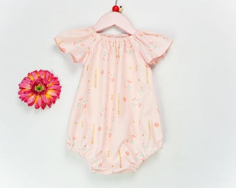 Baby romper, baby girl romper, romper, cake smash outfit, toddler romper, newborn outfit, baby shower gift, going home outfit