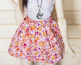 Skirt for Minifee, Narae, Unoa, MSD, BJD 1/4 size - bjd clothes - Minifee clothes