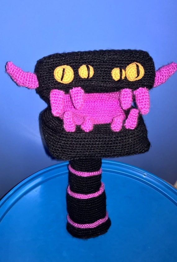 The Negativitron From The Little Big Planet 2 Etsy