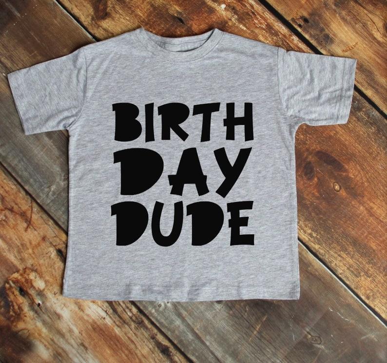 26004e4c Birthday dude shirt | birthday shirt boys | birthdy tshirt | Birthday dude  | first birthday shirt | dude shirt | boy birthday shirt