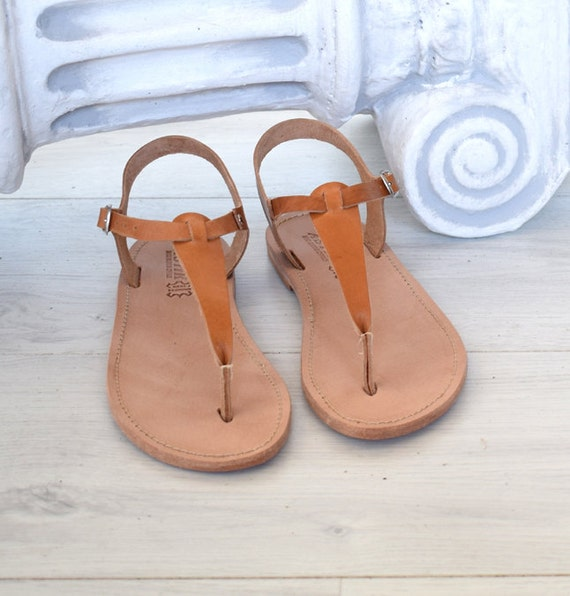 Sandals Women skopelos Handmade Bar Tan Natural StylishAll Genuine LeatherClassic SandalsMen And T JF1clK
