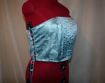 corset / bustier top