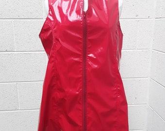 PVC dress
