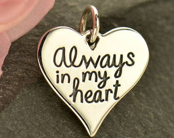 5449957c6cd1c Always in my heart | Etsy