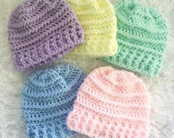 44185708e80 Baby winter hats