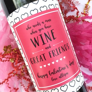 RF Wine Love Your Skin Fields Stickers Customer Gift Hostess Gift Rodan and Fields Wine Labels Rodan RF Consultant Event favors