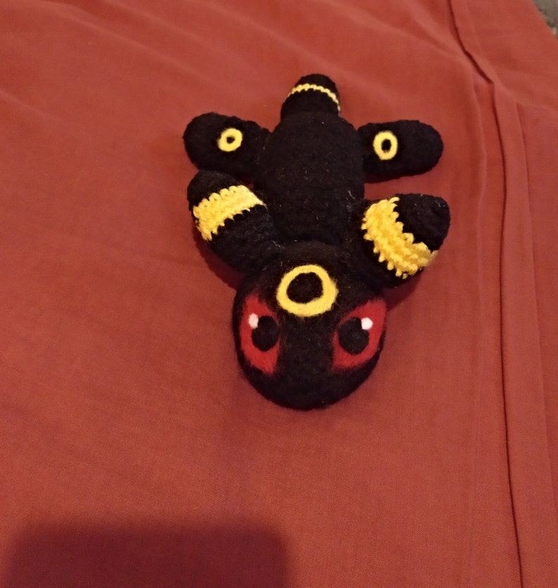 Baby Umbreon (with pattern) by aphid777 on DeviantArt | 837x794