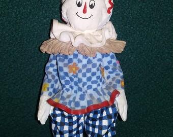 Madame Alexander The Wizard of Oz Scarecrow Porcelain Figurine