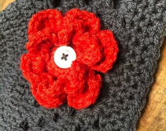 Toddler flower hat  5225fec92e4b