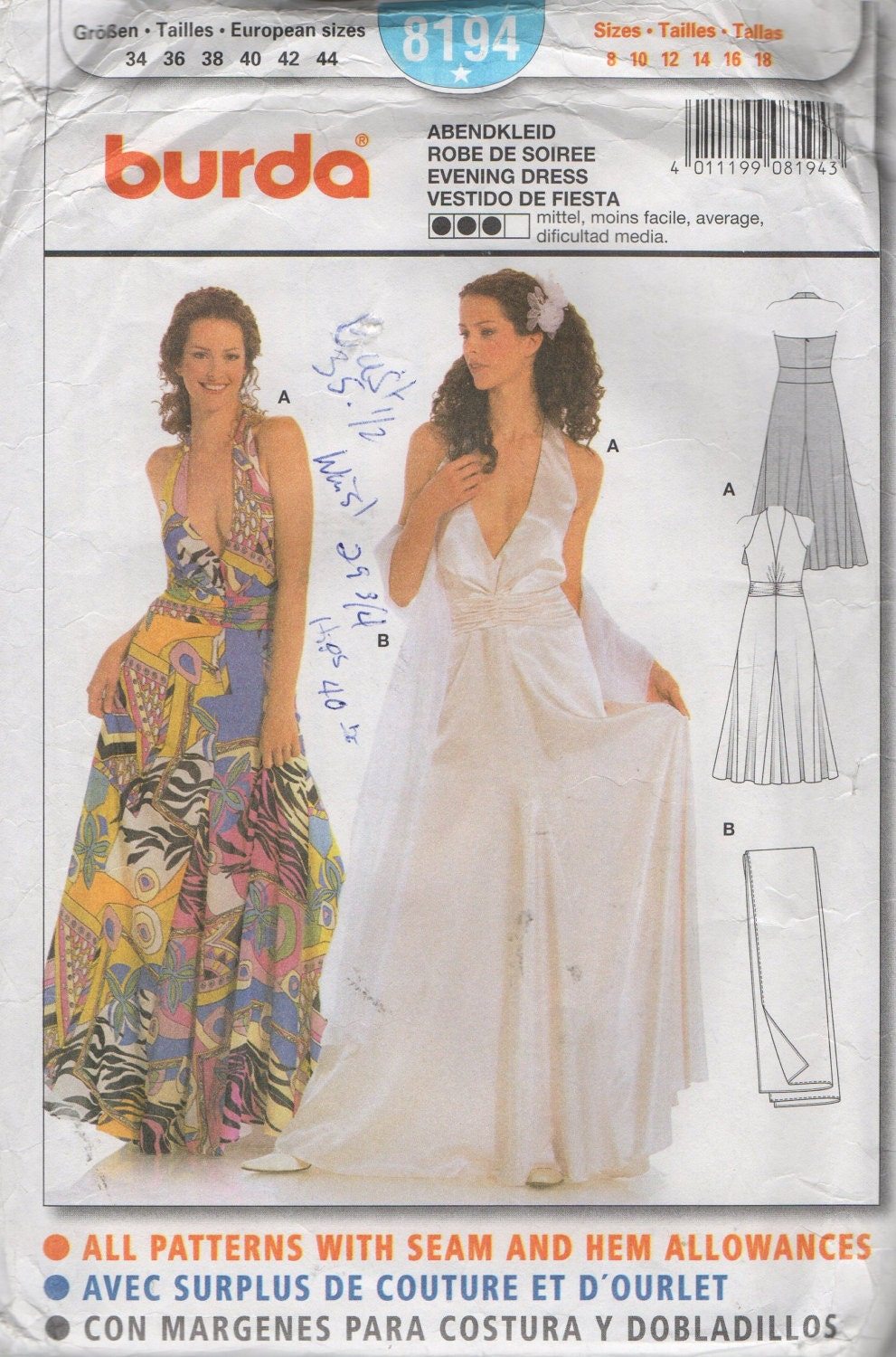 Prom Dress Sewing Patterns Amazing Design Inspiration