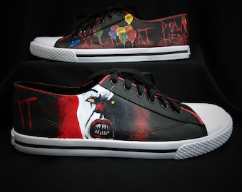 Pennywise The Clown Shoes