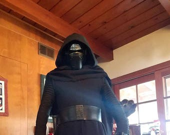 Star Wars BASKETWEAVE   KYLO REN cape 501 st accepted