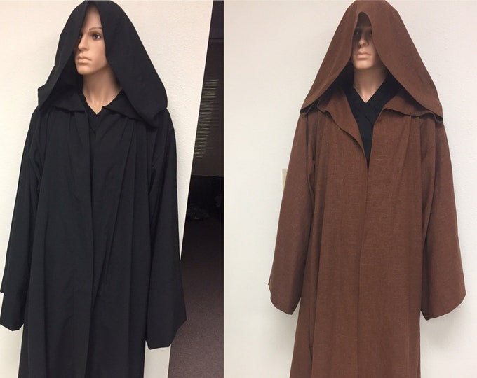 Jedi, Wizard, Warlock Robe made to a custom size