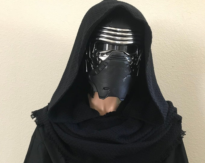 Star Wars Inspired Kylo Ren JJs Basketweave V2 Hoded Cape or Robe