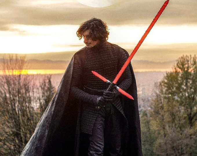 Star Wars KYLO REN inspired The Last Jedi Tunic
