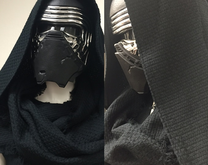 Star Wars KYLO REN inspired Fashion Hooded Infinity Scarf