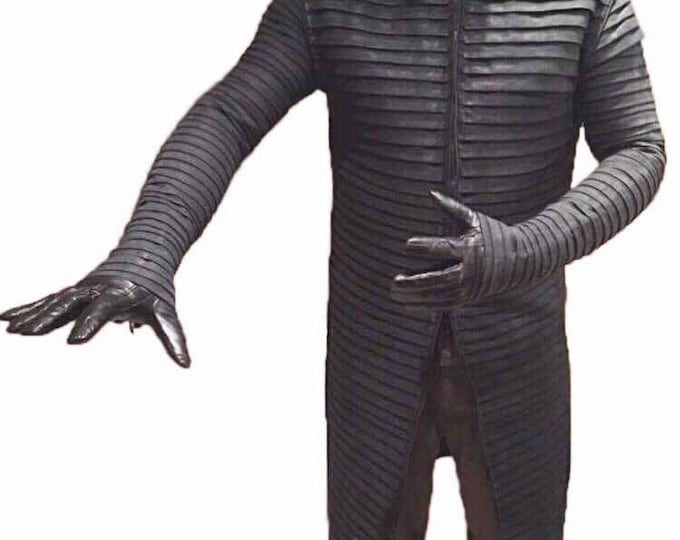 Star Wars KYLO REN inspired Pleated Tunic Only