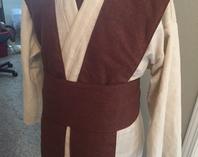 Star Wars Jedi  Tunic, Tabards , Obi set