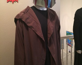 Star Wars Inspired Anakin Robe/Cloak made with Linen