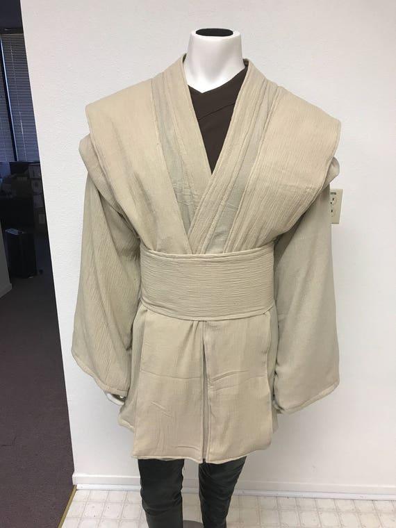 Obi-Wan Kenobi Kostüm Tuniken Wappenröcke ObiSashSatz | Etsy