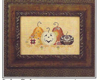 A Child\u2019s Quilt \u2022 The Cricket Collection \u2022 Counted Cross Stitch Pattern