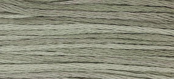 Weeks Dye Works Galvanized 1153 Wdw 6 Strand Embroidery Etsy