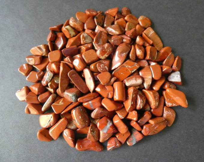 200 Grams Natural Red Jasper Nuggets, Undrilled, 8-21x7-13mm Size, No Holes, Gem Pieces, Jasper Chips, Gemstone Pieces, Deep Red Stones