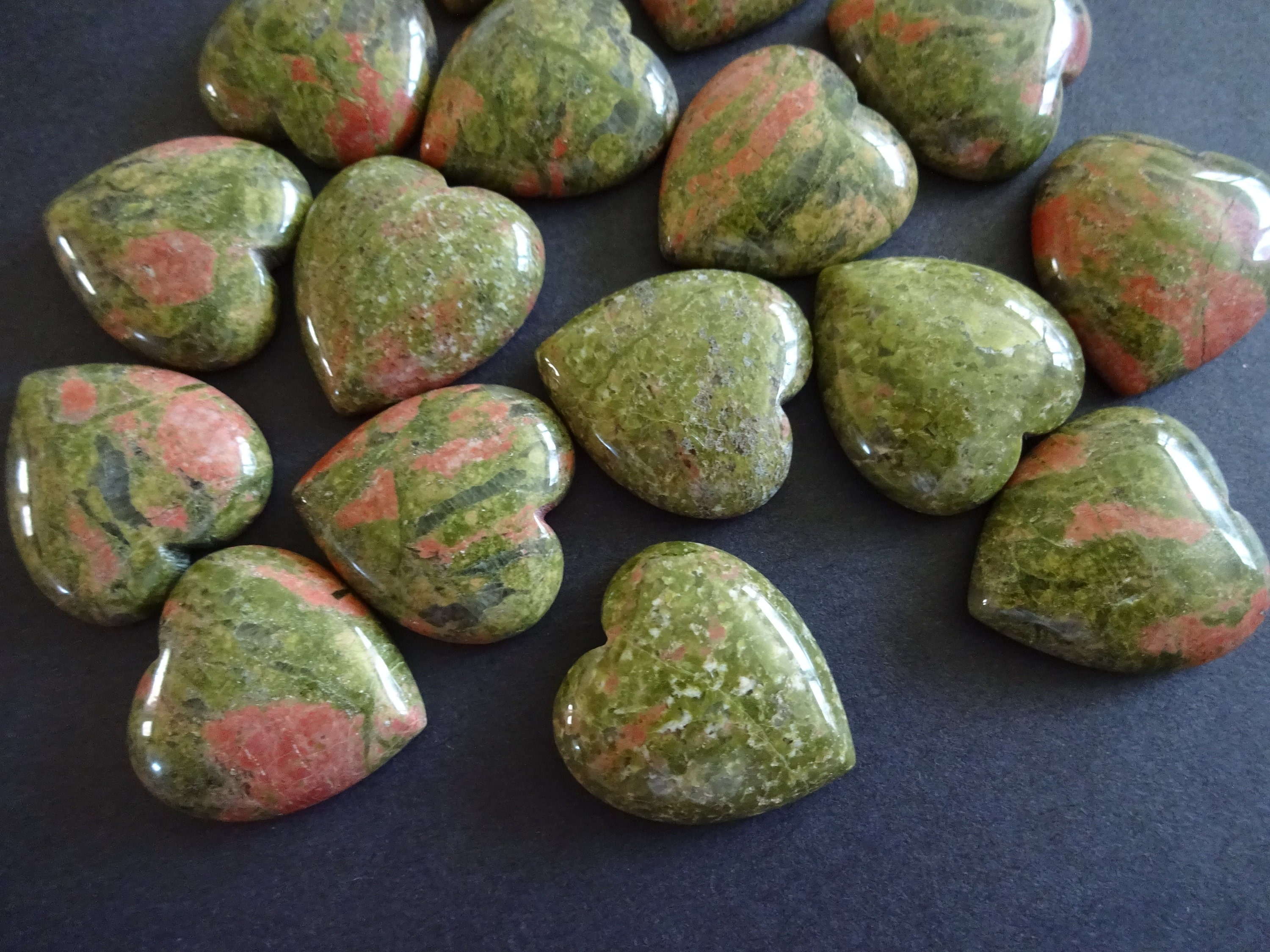 42X26X7 mm JMK-7527 Amazing Top Grade Quality 100/% Natural Unakite Oval Shape Cabochon Loose Gemstone For Making Jewelry 62 Ct
