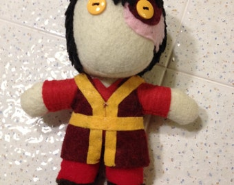 Custom Felt Plushie Commission