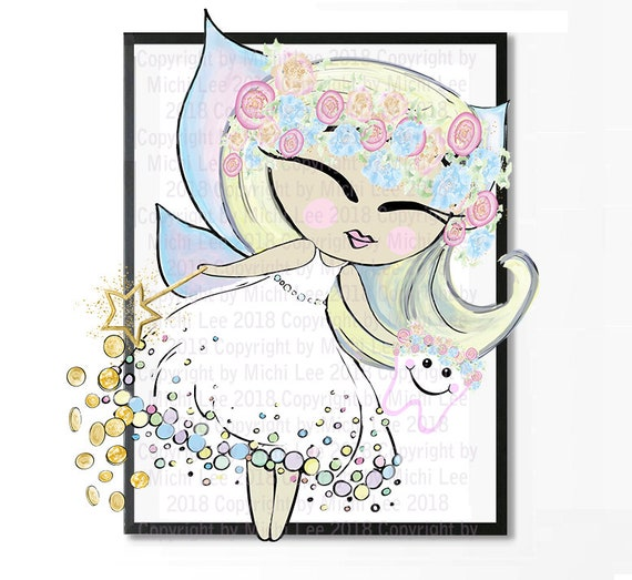 Toothfairy Digital Download Print Png Transparent Etsy