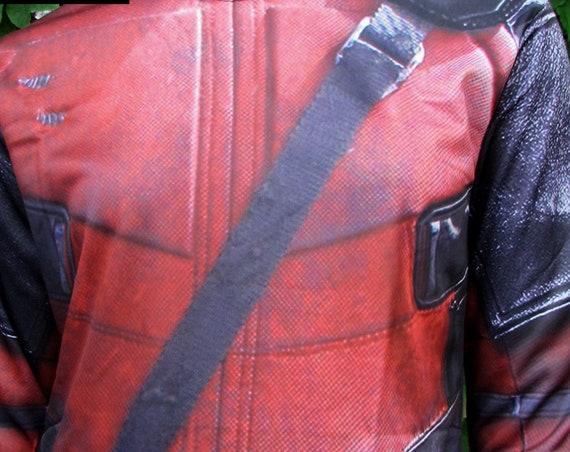 TAFI Deadpool Movie Shirt - Custom Design Affordable Wade Wilson Marvel Comics Hero Costume CosPlay Print