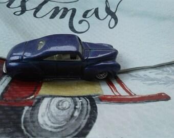 Vintage 1997 violet «queue de dragueur» de voiture Hot Wheels